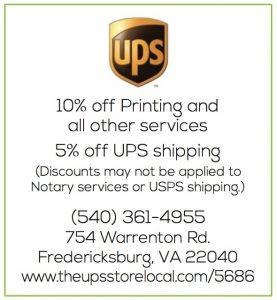 Fitness:1440 Fredericksburg UPS