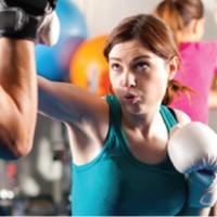 Kickboxing cochrane