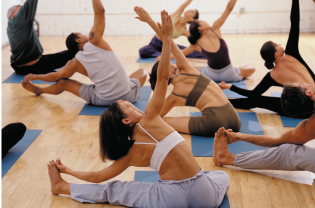 Yoga Cochrane