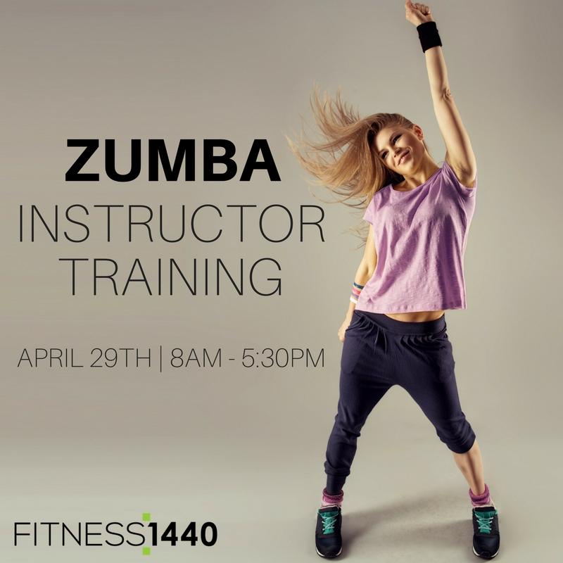 Basic 1 Zumba Instructor Training   Fitness:1440 Nashville, TN