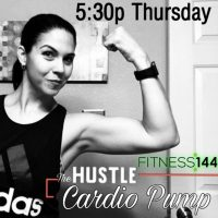 Cardio Pump Fitness 1440 San Antonio group X
