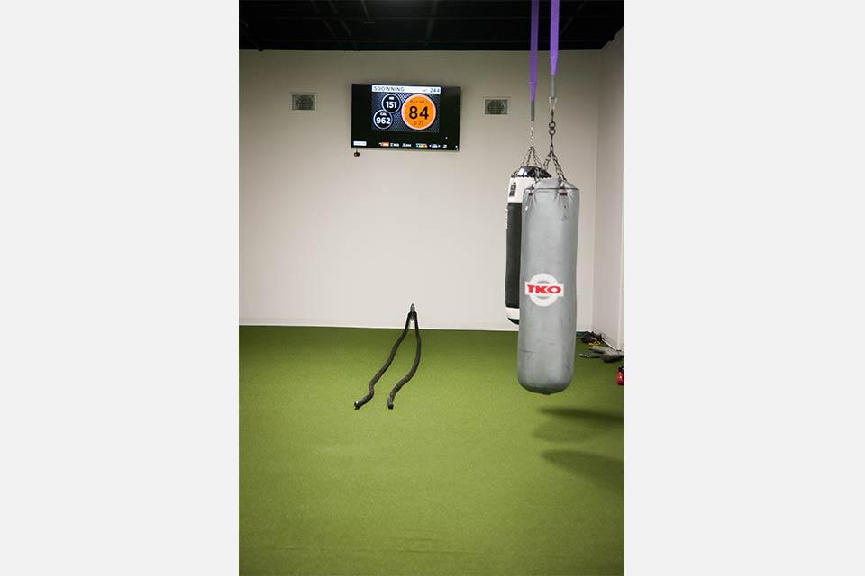 Fitness 1440 gym punching bag