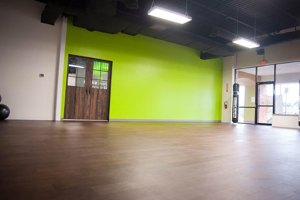 Fitness 1440 gym cross training room