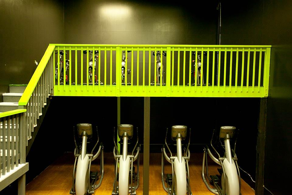 Fitness 1440 gym upper lower cardio deck
