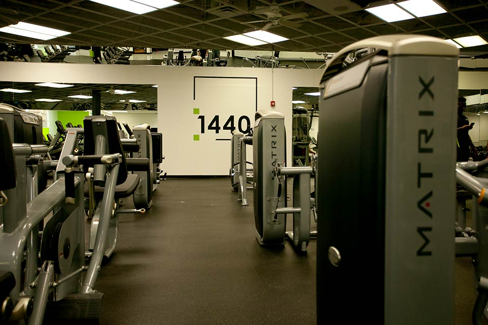 About 1440 fitness 1440 gym franchise and 24 hour gym